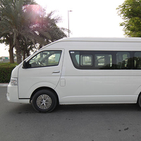 bus Hiace light passenger vehicle public transport city bus tour bus