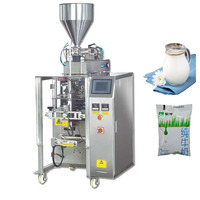PLC Control Manual Milk Packing Machine Manufacturer from China