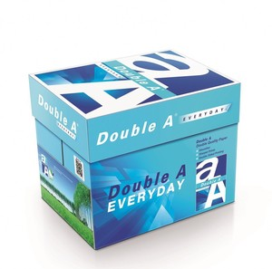 Double A4 Copy Paper for Photocopy Machines / Double a A4 Copy Paper 80g  From Thailand / A4 Copy Paper Roll