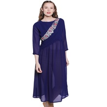 Ultime Indiano <span class=keywords><strong>georgette</strong></span> kurti disegni