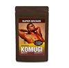 KOMUGI bronze tanning pills scientifically formulated effective and safe muscle building