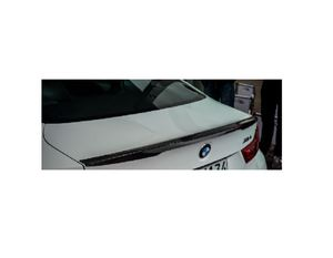 AUTO BODY PARTS ABS REAR TRUNK SPOILER FOR M-PERFORMANCE LOOK FOR BMW 3 SERIES F30 2012 51192349678 REAR WING SPOILER