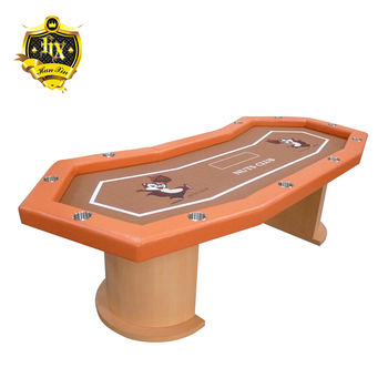Poker table cartoon with quality poker table tops