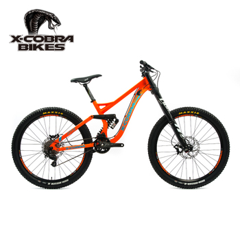 2019 Taiwan X-COBRA KING 240 full suspension mtb