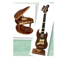 Holz musical instruments modell (Ms. Sandy0084587176063 WS)