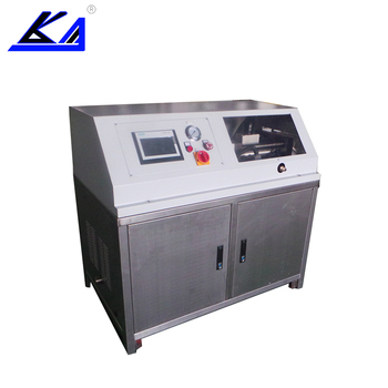 Small CNC Control Industrial Dry Ice Blasting Machine for fresh-keeping