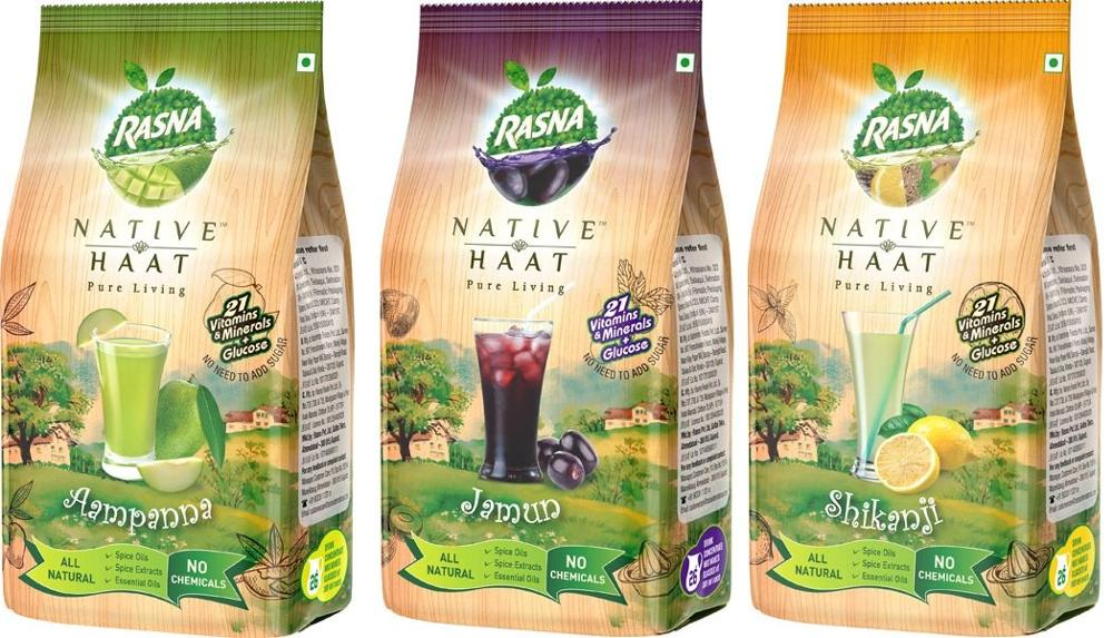RASNA BEVERAGES POWDER CONCENTRATE JUICE
