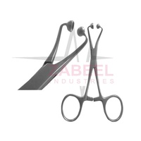 Towel Forceps Ball and Socket 13cm Dental Instruments By Zabeel Industries
