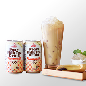 Madam Hong 315ml bubble milk tea canned drink