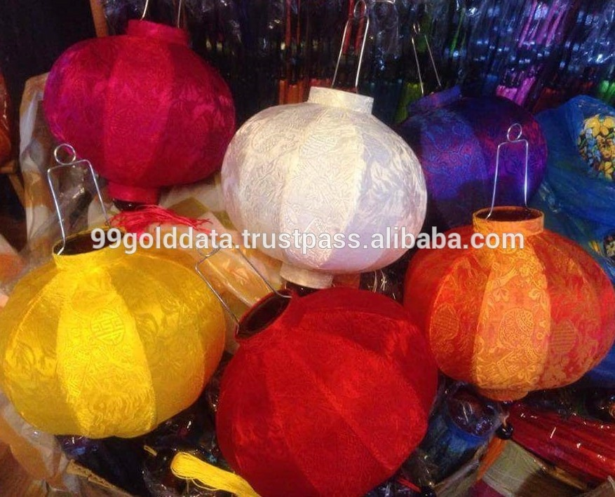 Hoi an Vietnamese silk lantern (Sandy 84587176063 Whatsapp)