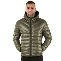 Puffer Bubble Winter Jacket Coat Men