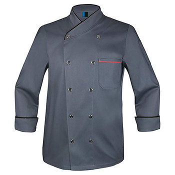 2019 Hot Selling Long-Sleeved Chef Coats Chef Jackets Uniforms For Restaurant