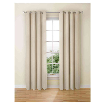 Customized Cotton Fabric Curtain Supplier