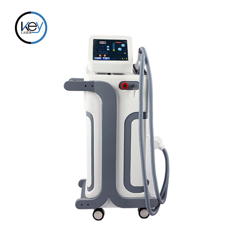 IPL SHR cosmetici laser made in Tedesco