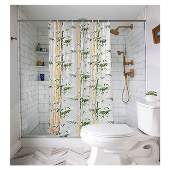 Shower Curtain Printed