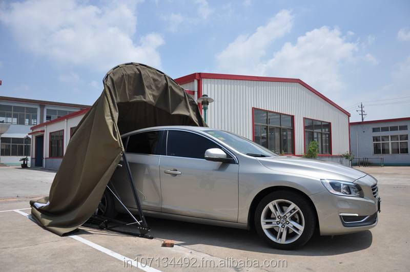 Car Cover Shelter : Araba barınak katlanır kapak garajlar kanopiler