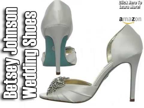 Betsey Johnson Wedding Shoes | Ivory Wedding Shoes