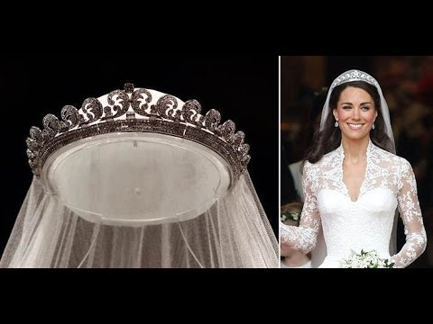 Best Royal Wedding Tiaras from Lady Diana Spencer to Princess Charlene of Monaco!