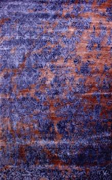 Indo Nepali Seide Teppich Bambus Seide Seide Teppich Moderne Teppich