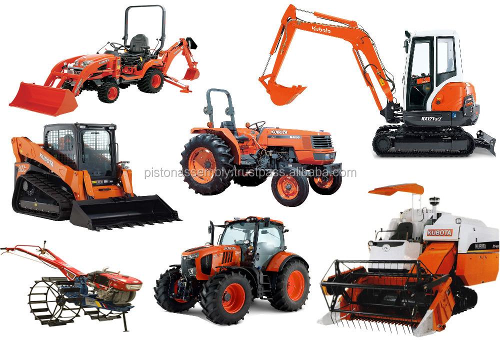 Kubota Tractor Engine Spare Parts Buy