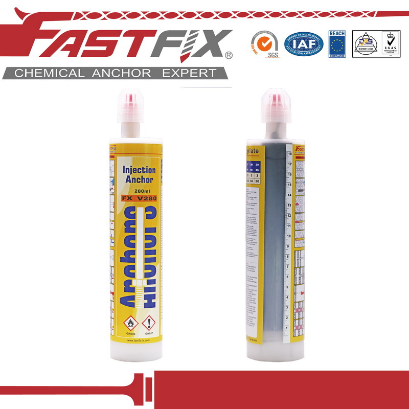Vinyl Ester 360ml Resin Sika Epoxy Injection Cartridge Resin - Buy