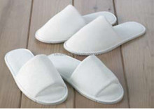 Cotton material Hotel Slippers Indoor Bathroom slippers