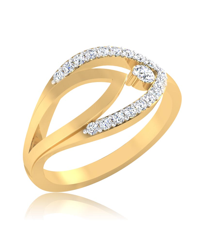 14k gold purity rings Engagement Ring for Women,gold ring designs ...