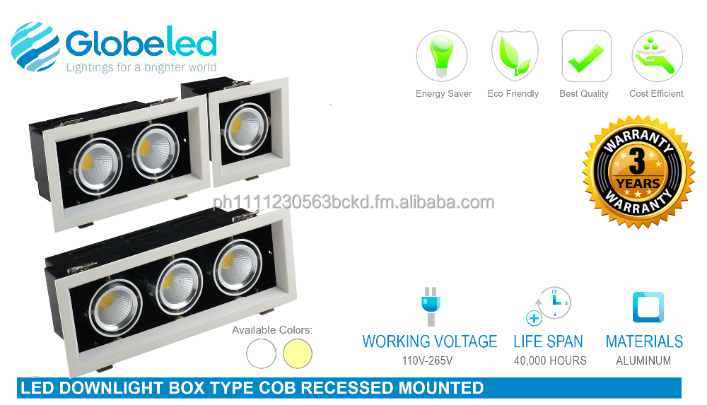 LED Downligh Boxtype Downlights Box Type Directional Downlight LED Light Philippines Downlights Fixture Pinlight Philippines