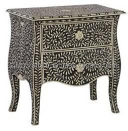Indiano stile marocchino mobili intarsio osso di cammello - Mobili stile indiano ...