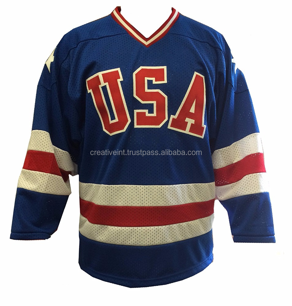 Custom Hot Sale International Cheap Team Ice Hockey Jerseys