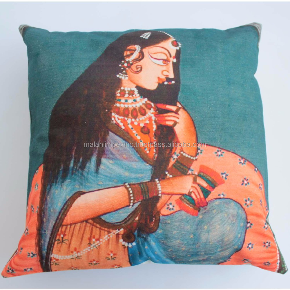 Malani Impex - wholesale picasso cushion cover