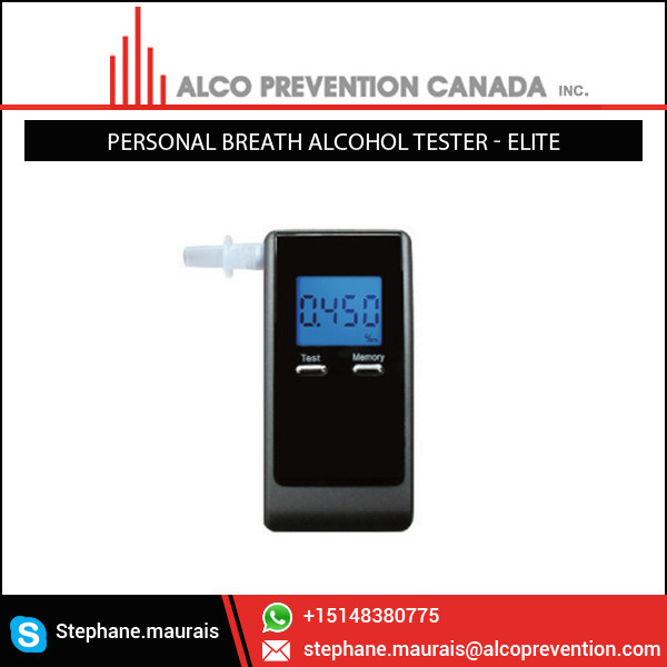 Low Power Consuming Alcohol Breath Tester at Attractive Price