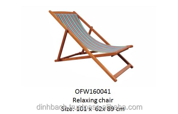 vietnam en plein air chaise de d tente chaise longue chaise de plage fsc eucalyptus vietnam. Black Bedroom Furniture Sets. Home Design Ideas