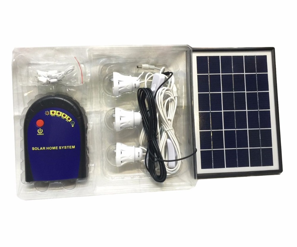 YuanChan Cheap Price Home Use Solar Home System