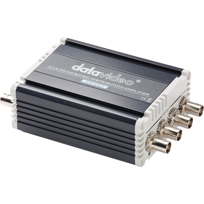 Datavideo Vp-597 [3g Hd/sd-sdi Distribution Amplifier]