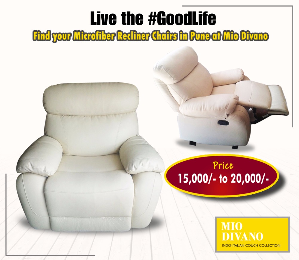Fine White Recliners Sofa Mio Divano Buy Recliner Sofa Pune Single Recliner Pune White Recliner Pune Product On Alibaba Com Pabps2019 Chair Design Images Pabps2019Com