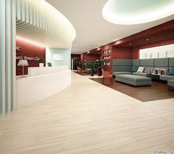 High Quality Anese Hygienic Vinyl Flooring Hospital Grade In Wood Look