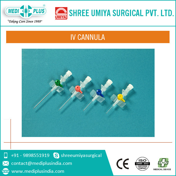 Leading Brand Free Sample Available IV Cannula at Premium Price