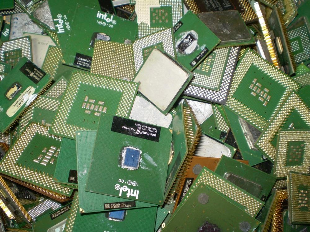 Intel 1960 Cpu Scraps
