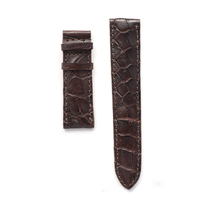 watch belt Crocodile leather high grade luxury watch strap 100% real crocodile watch strap DDH200-NDAT3
