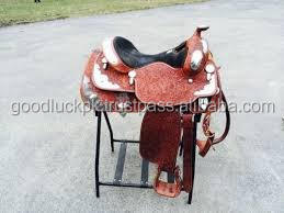 Custom Walking Horse - Saddle western saddle