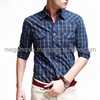 Long Sleeves Black Color Dress Latest Formal Shirt Designs For Men