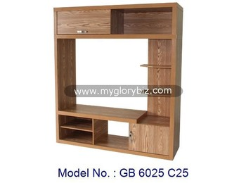 Wall Living Room Furnitures New Tv Cabinet With Showcase Tv Hall
