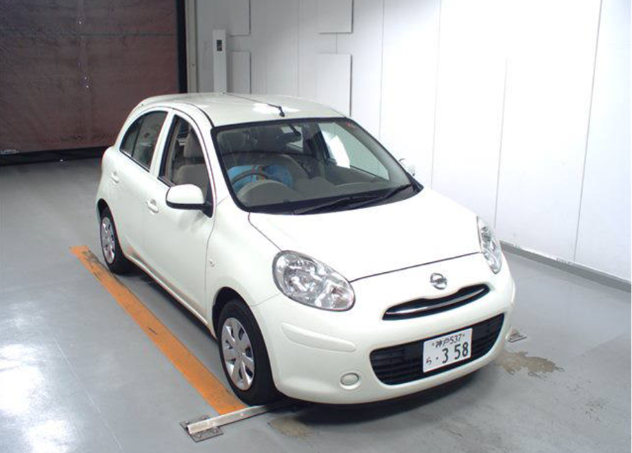 2011 NISSAN MARCH / DBA-K13 / HR12DE