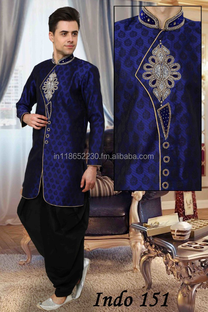 Gents Indo Western Suits - Buy Gents Indo Western Suits Groom ...