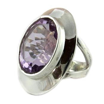 Indien Améthyste bijoux Bon Argent Précieuses 925 Violet Bague De Pierres Gros Buy Sterling En Prix fabricant Bijoux Avec ikXTwOPZu