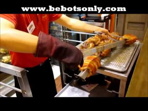 Kenny Rogers Roasters Rotisserie Chicken Restaurant Birthday Party Philippines BebotsOnly
