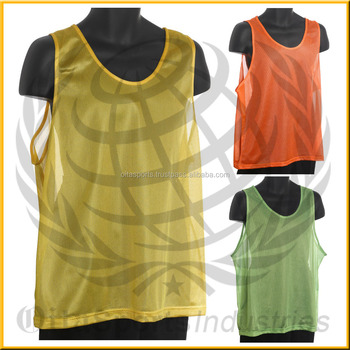 Scrimmage Vests / Training Vests / Soccer Pinnies / Training Wibs ...