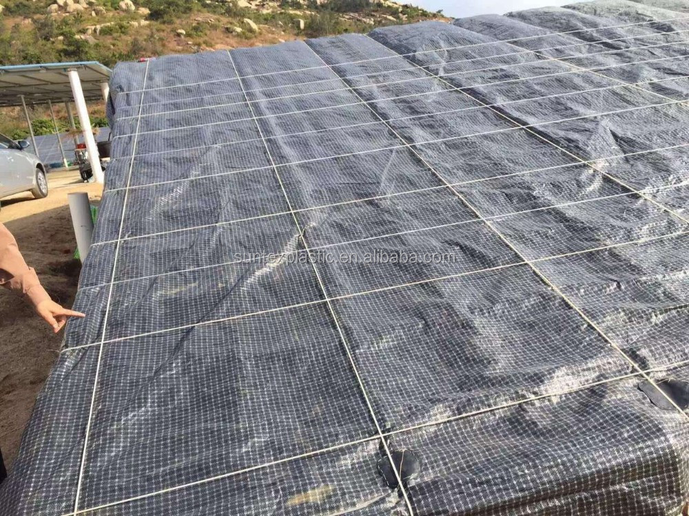 Clear Uv Protection Woven Greenhouse Plastic Reinforced