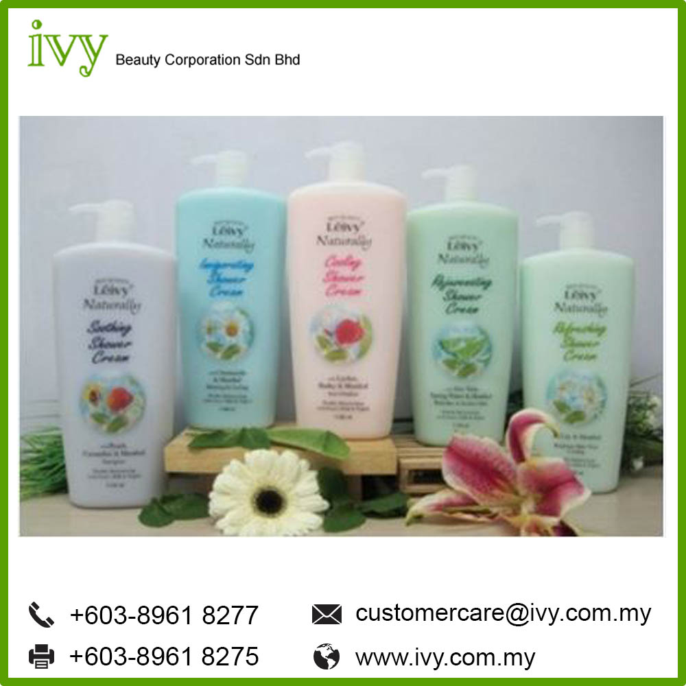 Leivy Naturally Summer Range With Menthol